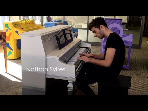 Sing for Hope: Nathan Sykes
