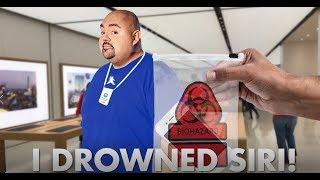 Throwback Thursday: I Drowned Siri | Gabriel Iglesias