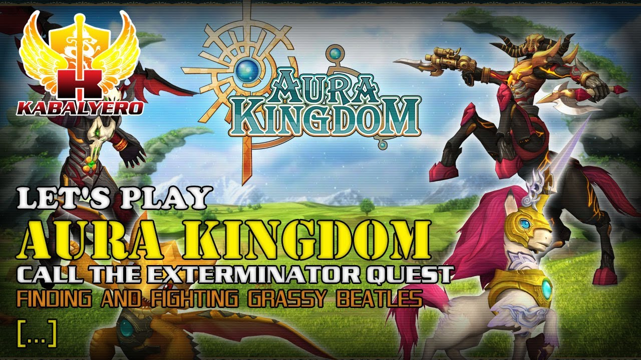 Aura Kingdom, Call The Exterminator Quest