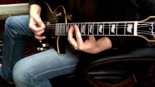 Ozzy Osbourne Zakk Wylde Fire in the Sky Guitar Cover