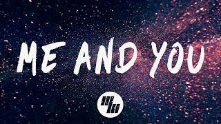 KVMO - Me & You (Lyrics / Lyric Video) Feat. Helen Tess