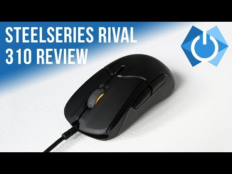 video SteelSeries Rival 310 Mouse