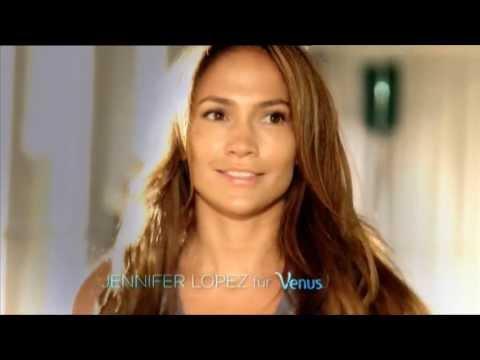 Gillette Venus PROSKIN Sensitive Werbung 2012 mit Jennifer Lopez
