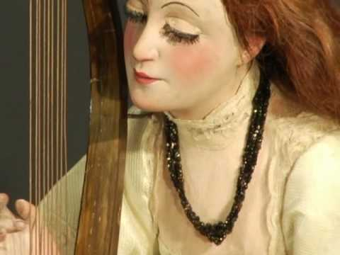 Extremely Rare French Musical Automaton