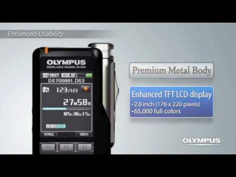 Olympus DS-7000 Overview