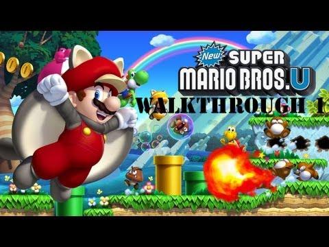 Mario Bros U 1
