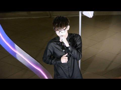 胡夏 HuXia - 愛情離我一公尺 - Live @ 美麗華商場「首屆 Gimme LiVe 音樂節」
