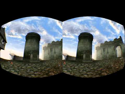 Morrowind with Oculus Rift (Tridef) by AnanasBe