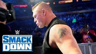 Brock Lesnar quits SmackDown in shocking development: SmackDown, Nov. 1, 2019