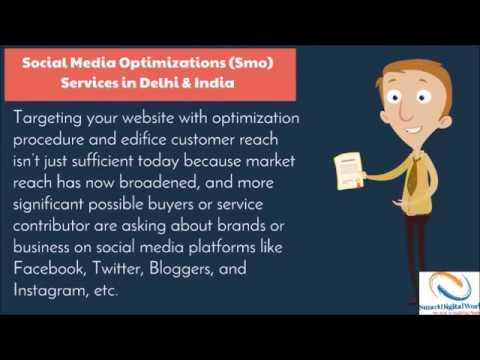 Social Media Marketing Services in Delhi | Social Media Marketing Services India
