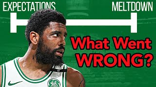 Timeline of Kyrie's Meltdown with the Celtics