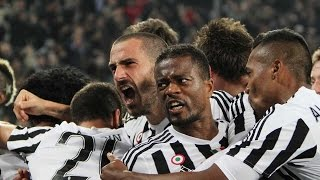 Buon anno dalla Juventus - Happy New Year from Juventus