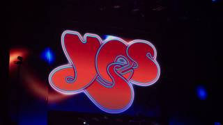 YES Concert - Dallas Texas 7/20/2019