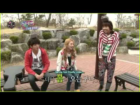 Hyoyeon and Yonghwa meet once again + HyoWon wants Yonghwa to there team [ENG]
