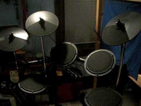 simmons sd5k electronic drum kit youtube. Black Bedroom Furniture Sets. Home Design Ideas