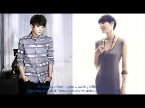 Shin Hye Sung ft Nine Of Dear Cloud - Because  Of  You