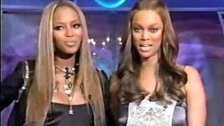"Tyra Banks Interviews Naomi Campbell - ""Complete"""