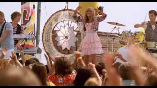 HANNAH MONTANA | Hannah Montana The Movie - Let's Get Crazy | Official Disney UK