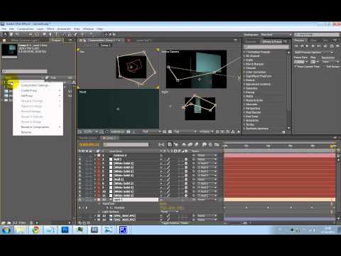 Video mapping tutorial 4