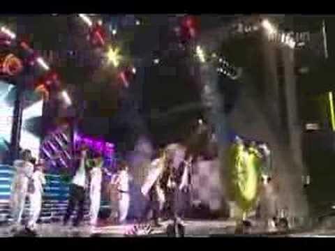 TVXQ - Rising Sun live