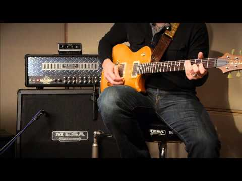 MESA/Boogie CabClone -- Modern High Gain with Closed Back Cab Mode