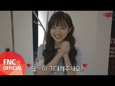 체리블렛 (Cherry Bullet) – Q&A MV Making Film