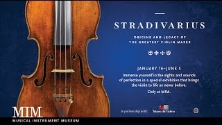 STRADIVARIUS - Origins and Legacy of the greatest violin maker