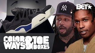 A$AP Rocky's Expensive New Shoe + Virgil Abloh's GQ Cover w/ Serena Willams | Colorways and Toeboxes