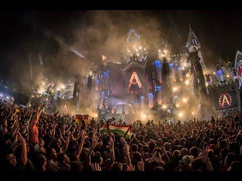 Axwell /\ Ingrosso Tomorrowland 2015