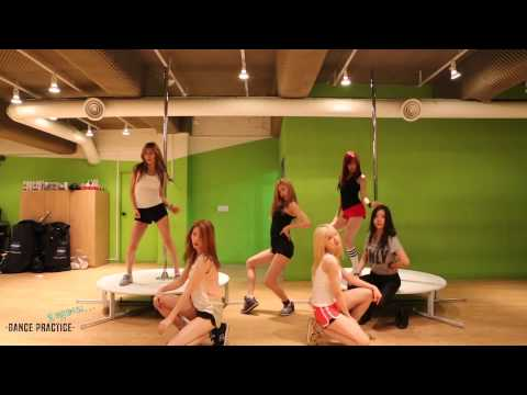 [ETC] AFTER SCHOOL 'First Love' Dance practice&Their stories!