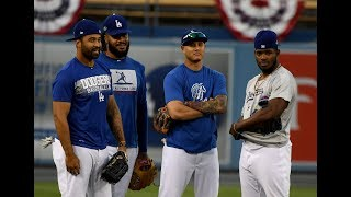 Can Dodgers power past Brewers' pitching and make it back to World Series?