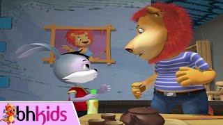 Đôi Bạn Thỏ - Chuyện thiếu nhi - Chuyện cổ tích - Phim hoạt hình