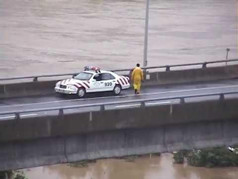 納莉颱風東湖淹水實錄