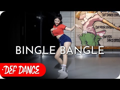 AOA (에이오에이) - Bingle Bangle(빙글뱅글) 댄스학원 No.1 KPOP DANCE COVER(Mirrored) 데프수강생 최신가요안무 평가영상 defdance