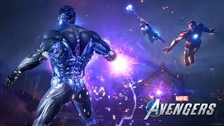 Marvel's Avengers: Once An Avenger Gameplay Video