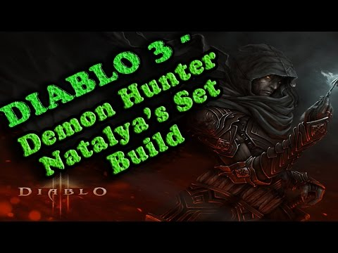 Diablo  Demon Hunter Rain Of Vengeance Build