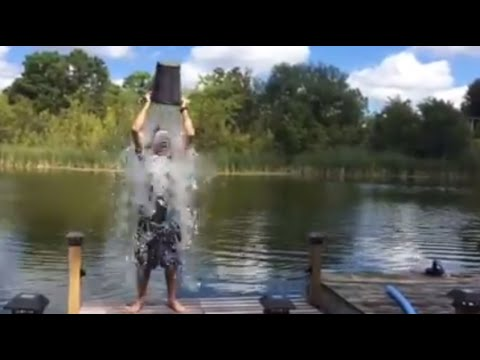 Backwoods Mustard Company ALS Ice Bucket Challenge