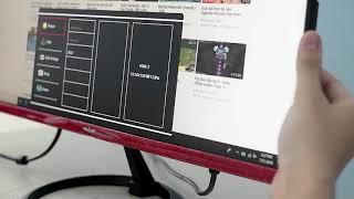 """[ Review ] Kinglight M2559P 25"""" 144hz Full Viền, GIÁ KHÔNG TƯỞNG"""