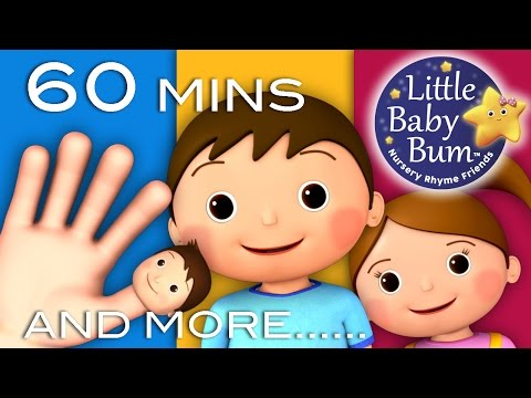 Baixar Finger Family & More Nursery Rhymes! | 1 hour! | 33 Videos! | 3D Animation in HD