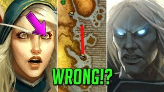 3 Things Blizzard Got Wrong in Warbringers: Sylvanas (WOW BFA)