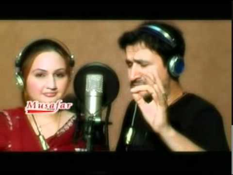 Rahim Shah And Musarrat Momand New Song Manra Yi Da Kabul 2011