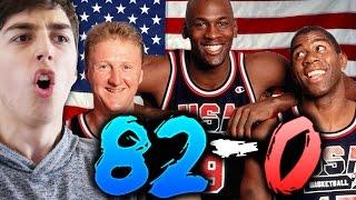 CAN THE DREAM TEAM GO 82-0? NBA 2K16 MY LEAGUE
