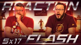 """The Flash 5x17 REACTION!! """"Time Bomb"""""""