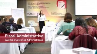 JML Consultoria & Eventos - Curso Completo de Contratos Administrativos - Prof. Julieta Mendes Lopes Vareschini