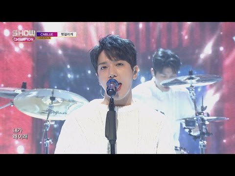 Show Champion EP.222 CNBLUE - Between Us