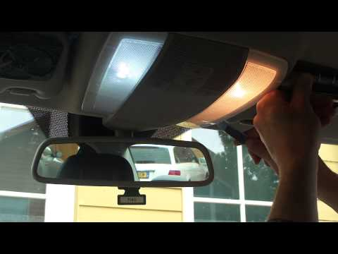 W204 led for Interieur w204
