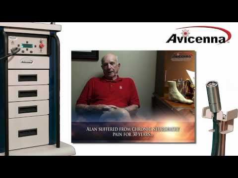 Avicenna High Power Laser Therapy Education Video