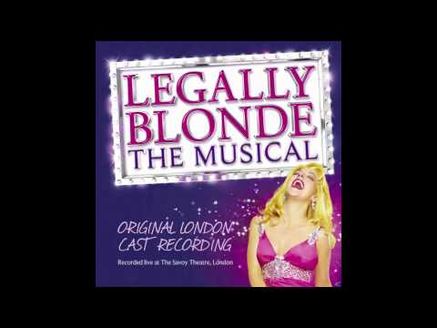 Legally Blonde The Musical Cast Mtv Legally Blonde The Musical