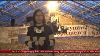 Nhọc nhằn cuộc sống lao động Việt Nam ở Nga