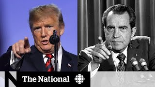 Donald Trump and Richard Nixon: The similarities between two U.S. presidents